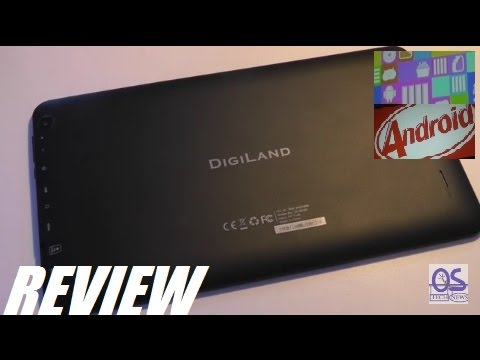 REVIEW: DiGiLand DL1010Q Quad-Core 10.1