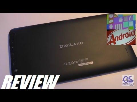 REVIEW: DiGiLand DL1010Q Quad-Core 10.1