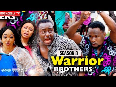 WARRIOR BROTHERS (SEASON 3) NEW MOVIE ALERT !- ZUBBY MICHEAL  Latest 2020 Nollywood Movie || HD
