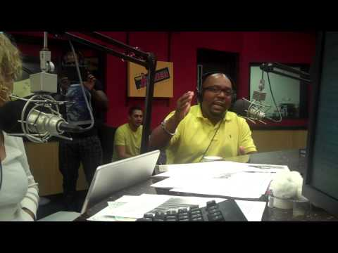 Comedian Arnez J talks about his MAMA on the Tom Joyner Morning Show