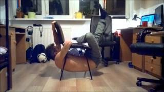 Dookoła krzesła w 30 sekund