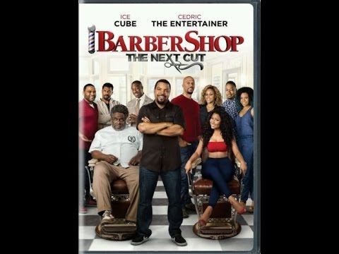 Opening To Barbershop:The Next Cut 2016 DVD
