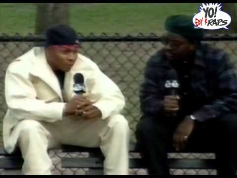 LL Cool J – Interview Pt 1 @ Yo MTV Raps 1993 (HQ)