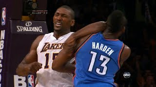 Most Unsportsmanlike Moments In Sports History!