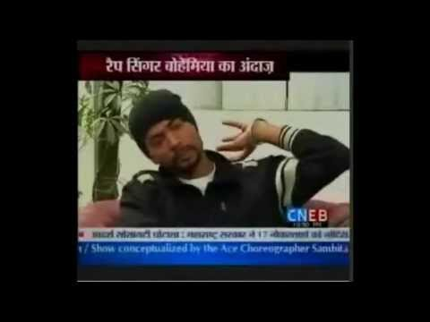 BOHEMIA - Live on Bollywood Express (Full Interview) (видео)
