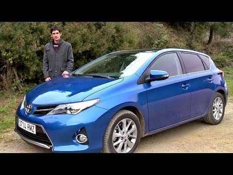 Toyota Auris – Prueba / Test / Review Coches.net