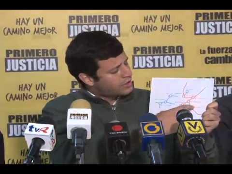 Elías Sayegh: Exigimos que los planes de vialidad no se conviertan en otro  show electorero del Gobierno