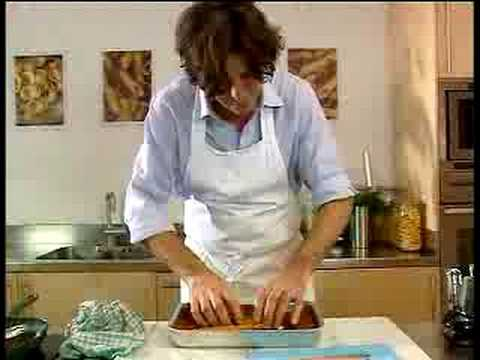 Mackerel with herbs – Fish Recipes – UKTV Food