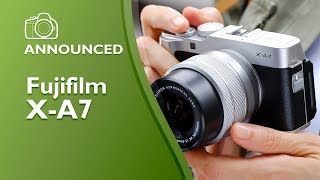Tudocelular - Fujifilm X-A7 Announcement (September 12, 2019)