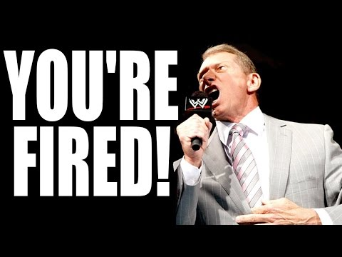 15 EX-WWE Employees Who Will NEVER Return!