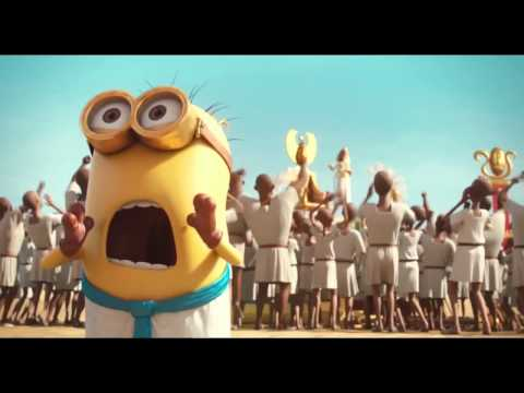 Minions Official Trailer *1 2015 Despicable Me Prequel HD YouTube 720p (KTE)