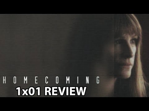 Homecoming Season 1 Episode 1 'Mandatory' Review/Discussion
