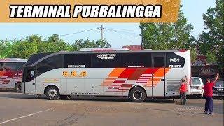 Video Kesibukan Terminal Bus PURBALINGGA di Pagi Hari MP3, 3GP, MP4, WEBM, AVI, FLV Juni 2018