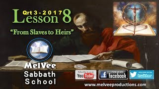 Join this week's MelVee Sabbath School panelists (Shaw manyema, Kingley Makupe and Mthabisi Dube) as they share this...