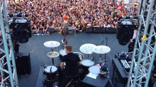 First Paramore Concert on Parahoy!