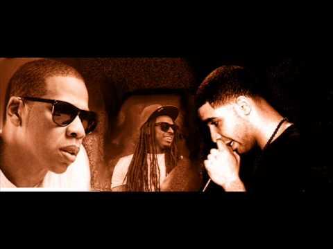 DERICK G's Portrayal Of Light Up Drake Jay Z Lil Wayne