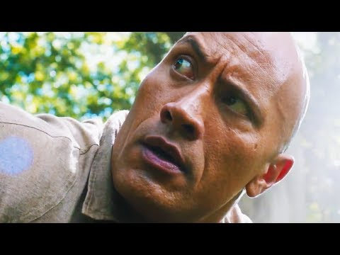 Jumanji 2: Welcome to the Jungle Trailer 2017 Dwayne Johnson Movie - Official