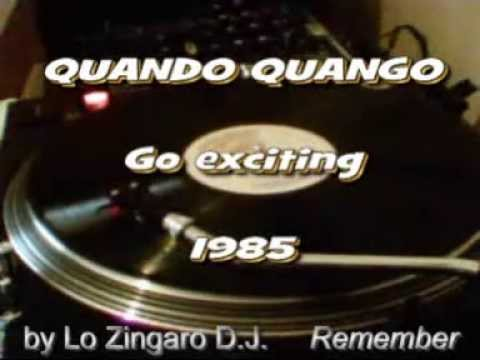 Go Exciting (live 1983)
