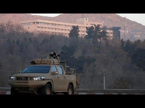 Έληξε η αιματηρή επίθεση στην Καμπούλ