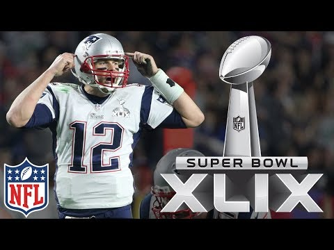 Video: Super Bowl XLIX: Brady & Belichick's Quest to End Their Decade Long Drought | NFL Highlights