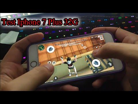 Test Iphone 7 Plus 32G