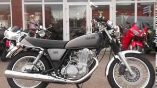 9. 2017 YAMAHA Rx 100 alternative bike. | YAMAHA SR 400