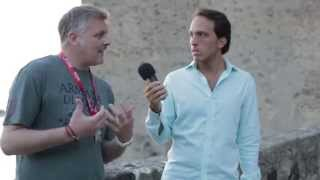 Fabio De Caro all'Ischia Film Festival