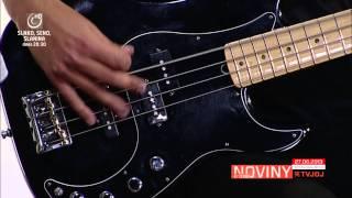 Video The Paranoid - Únos (akustická) - TV JOJ