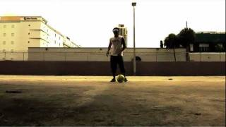 FIFA STREET 4 SOCCER SKILLS - JAYZINHO #10 FREESTYLE