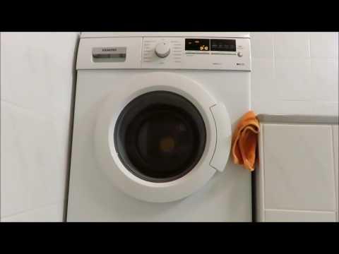 Siemens Waschmaschine iQ 300