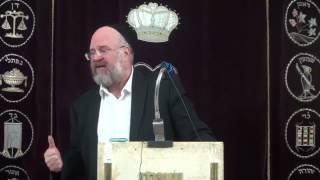 """הרב ברוך רוזנבלום – פרשת שמות (התשע""""ה)"""