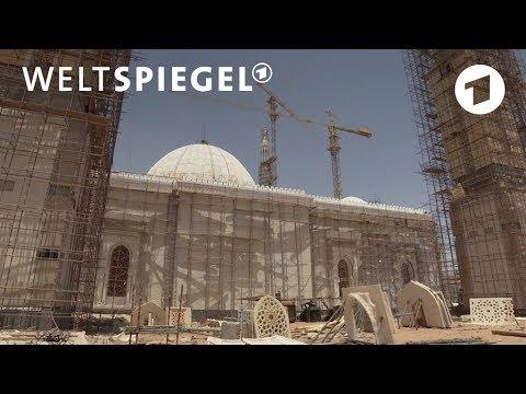 Ägypten: Kairo baut sich neu - in der Wüste | Weltspi ...