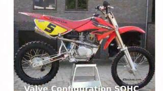 1. 2009 Honda CRF 100F - Details and Features