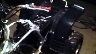 7. 2004 Yamaha banshee teardown part 1