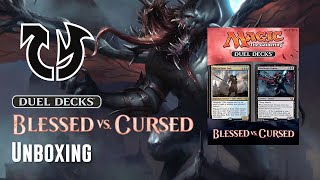 Blessed vs Cursed contains two 60-card decks designed for dueling. Grab the six new Shadows over Innstrad cards, as well as valuable reprints including Geist...