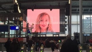 To celebrate the opening of the new Grand Central Terminal in Utrecht - Holland, Portrait of Lotte 0 to 16 years was displayed on a large Led Screen.Lotte's new film 'Portrait of Lotte 0 to 18 years' will be published in november 2017!Check out the new time lapse Portrait of Vince 0 to 14 years in 4 minutes. https://www.youtube.com/watch?v=mXjFMX-uhzk