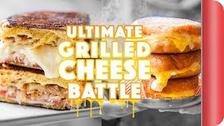 ULTIMATE GRILLED CHEESE BATTLE by SORTEDfood