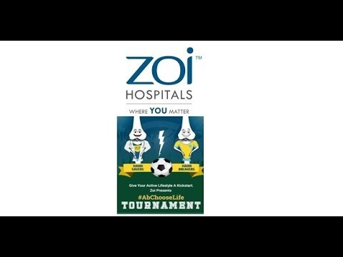 Zoi Hospitals-AbChooseLife Football Tournament