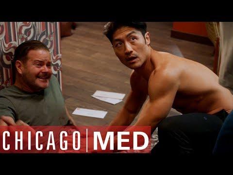 Major Disturbance In Dr Choi's Neighbourhood | Chicago Med