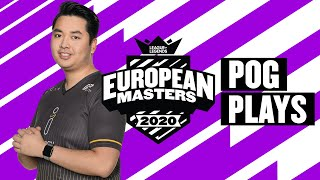 #EUMasters Pog Plays - Summer 2020 Episode 2 by League of Legends Esports