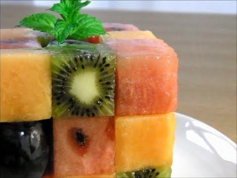 كيف تصنع سلطة فواكة بالعصير بطريقة جديدة