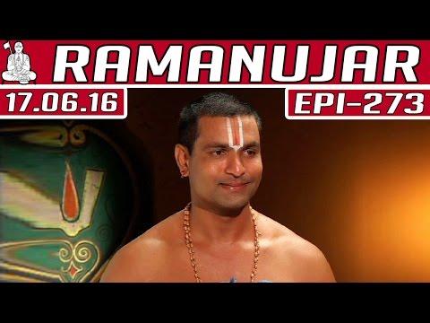 Ramanujar-Epi-273-17-06-2016-Kalaignar-TV