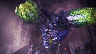 Monster Hunter World: Iceborne - Brachydios Boss Fight (Solo / Longsword)