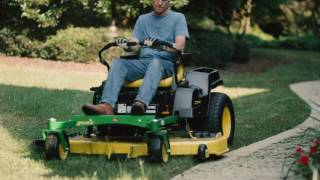 3. How To Level a Z500E Mower Deck | John Deere Ztrak Zero Turn Mower Maintenance