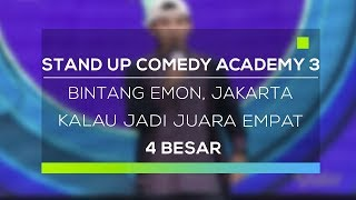 Video Stand Up Comedy Academy 3 : Bintang Emon, Jakarta - Kalau Jadi Juara Empat MP3, 3GP, MP4, WEBM, AVI, FLV November 2017