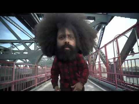shit - Music video for Reggie Watts, directed by Duncan & Ben. Choreography by Amy O'Neal. Check out Reggie's Live Special on DVD --