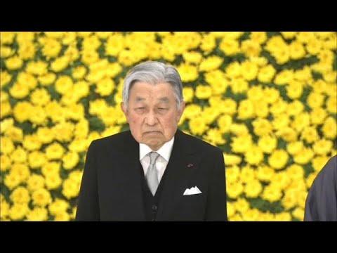 Japan: Der Kaiser geht. Es lebe der Kaiser!