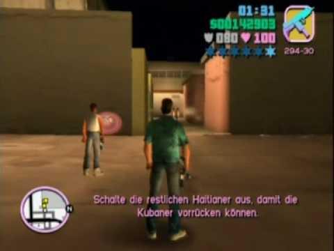 GTA: Vice City Walkthrough #32 - Kanonenfutter