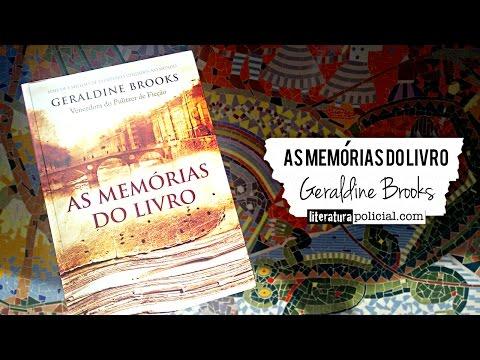 As Memórias do Livro, de Geraldine Brooks