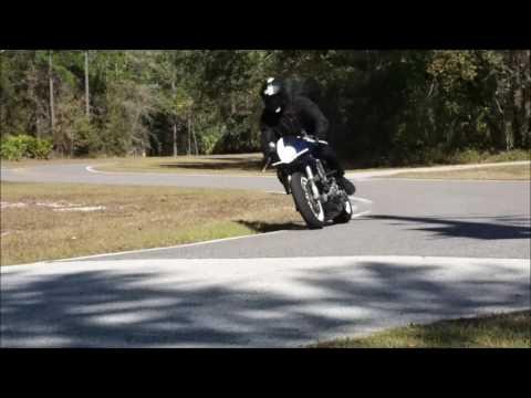 Ducati Monster s4r (custom) exhaust / video test